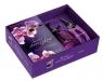 Świat storczyków box prezentowy 40 gatunków i mieszańców storczyków Boudassou Benedicte