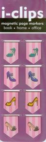Zakładka magnetyczna Markowe buty