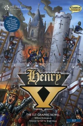 CCR Henry V book z CD Brigit Viney