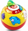 Kręcikula - Interaktywna zabawka (61075)