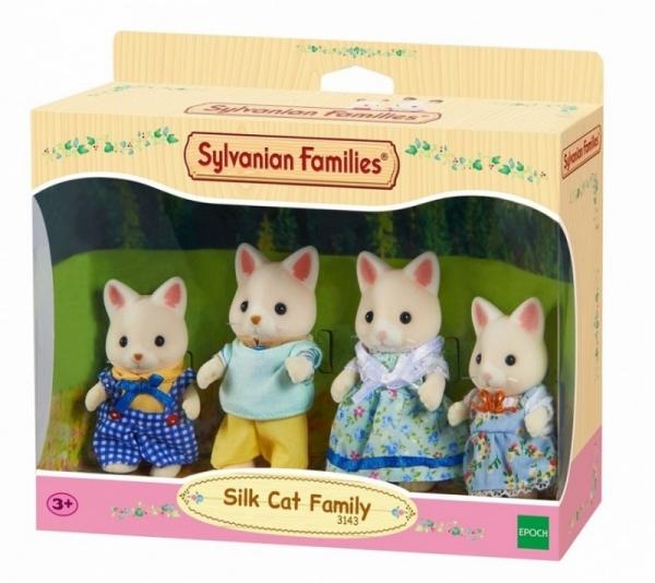 Rodzina jedwabistych kotków (4175)