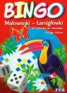 Bingo Malowanki Łamigłówki od malucha do starszaka