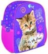 Plecak szkolno-wycieczkowy My little friend Kot