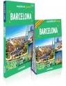 Barcelona light przewodnik + mapa Rogala Larysa
