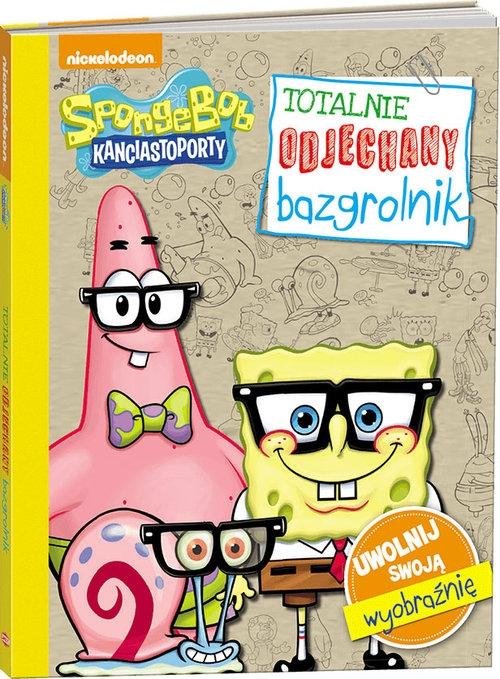 SpongeBob Totalnie odjechany bazgrolnik