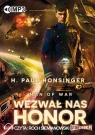 Wezwał nas honor 	 (Audiobook)  Honsinger H.  Paul