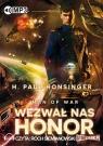 Wezwał nas honor  (Audiobook) Honsinger H.  Paul