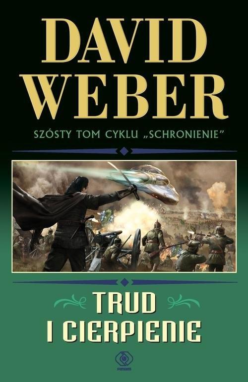Trud i cierpienie Weber David