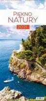Kalendarz 2021 Ścienny Piękno natury