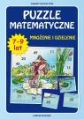 Puzzle matematyczne 7-9 lat