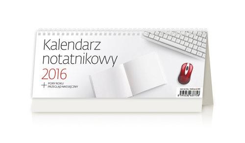 Kalendarz Notatnikowy 2016 Helma