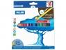 Kredki Milan ołówkowe akwarelowe 24 kolory (0742324)