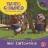 Tupcio Chrupcio. Tom 5. Mali żartownisie + DVD