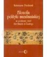 Filozofia polityki muzułmańskiej na podstawie dzieł Abu Hamida al-Gazalego Pachniak Katarzyna