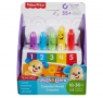 Fisher-Price, Uczące kredki Kolorki-Humorki - Zabawka edukacyjna dla dzieci (FBP55)