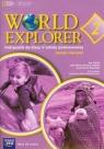 World Explorer 2 zeszyt ćwiczeń z płytą CD