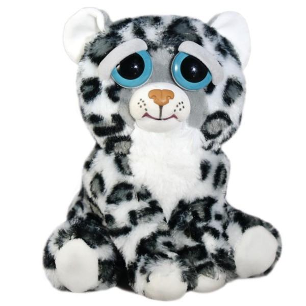Maskotka FEISTY PETS Śnieżna pantera (32375)