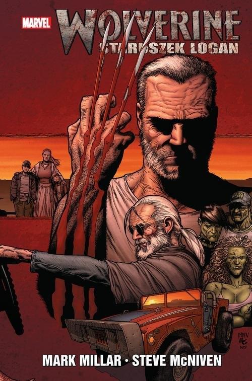 Wolverine Millar Mark