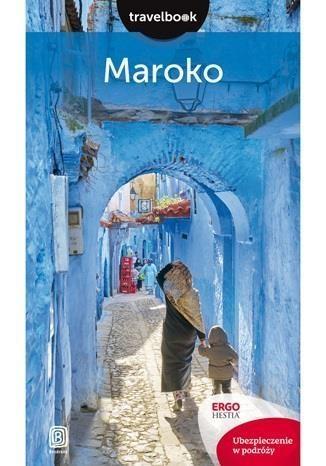 Maroko Travelbook Bzowski Krzysztof