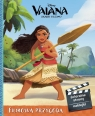 Vaiana Skarb oceanu Filmowa przygoda + naklejki