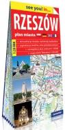 Rzeszów plan miasta 1:20 000