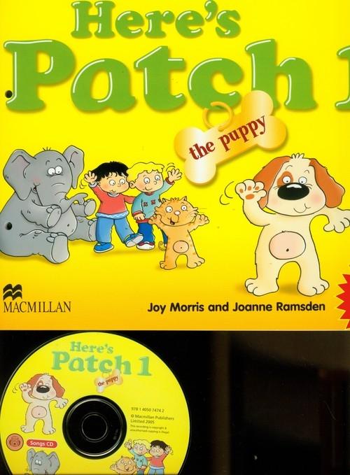 Here's Patch the Puppy 1 + CD Morris Joy, Ramsden Joanne