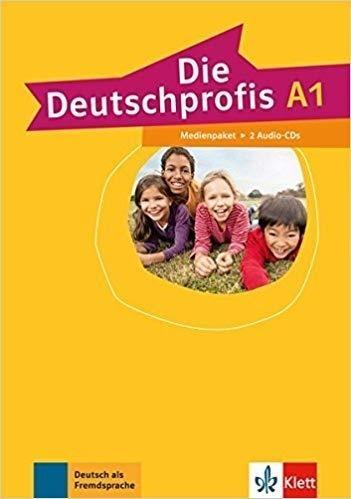 Die Deutschprofis A1 Medienpaket (2CD) praca zbiorowa
