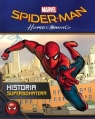 Spider-Man Homecoming Historia superbohatera