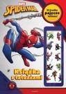Spider-Man Książka z tatuażami