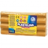 Plastelina Astra, 500 g - pomarańczowa (303117005)