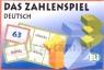 Das Zahlenspiel /gra językowa/