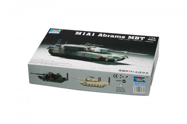 Model plastikowy M1A1 Abrams MBT (07276)