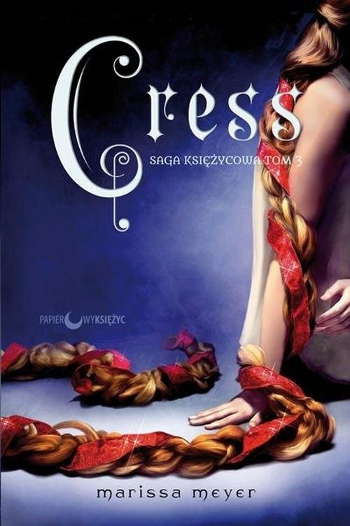 Cress Saga Księżycowa tom 3 Meyer Marissa