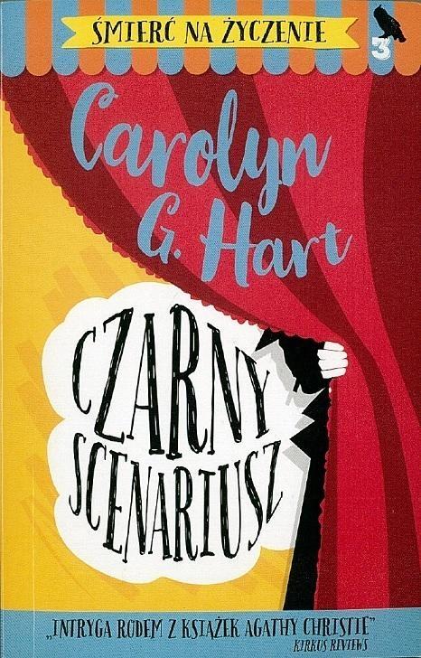 Czarny scenariusz Hart Carolyn G.