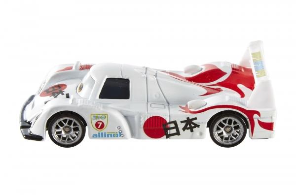 Auta: Samochodzik Shu Tudoroki (DXV29/FLM09)