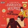 Sherlock Holmes T.5 Liga rudzielców audiobook