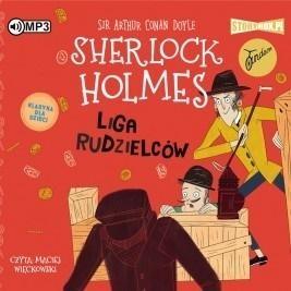 Sherlock Holmes T.5 Liga rudzielców audiobook Arthur Conan Doyle