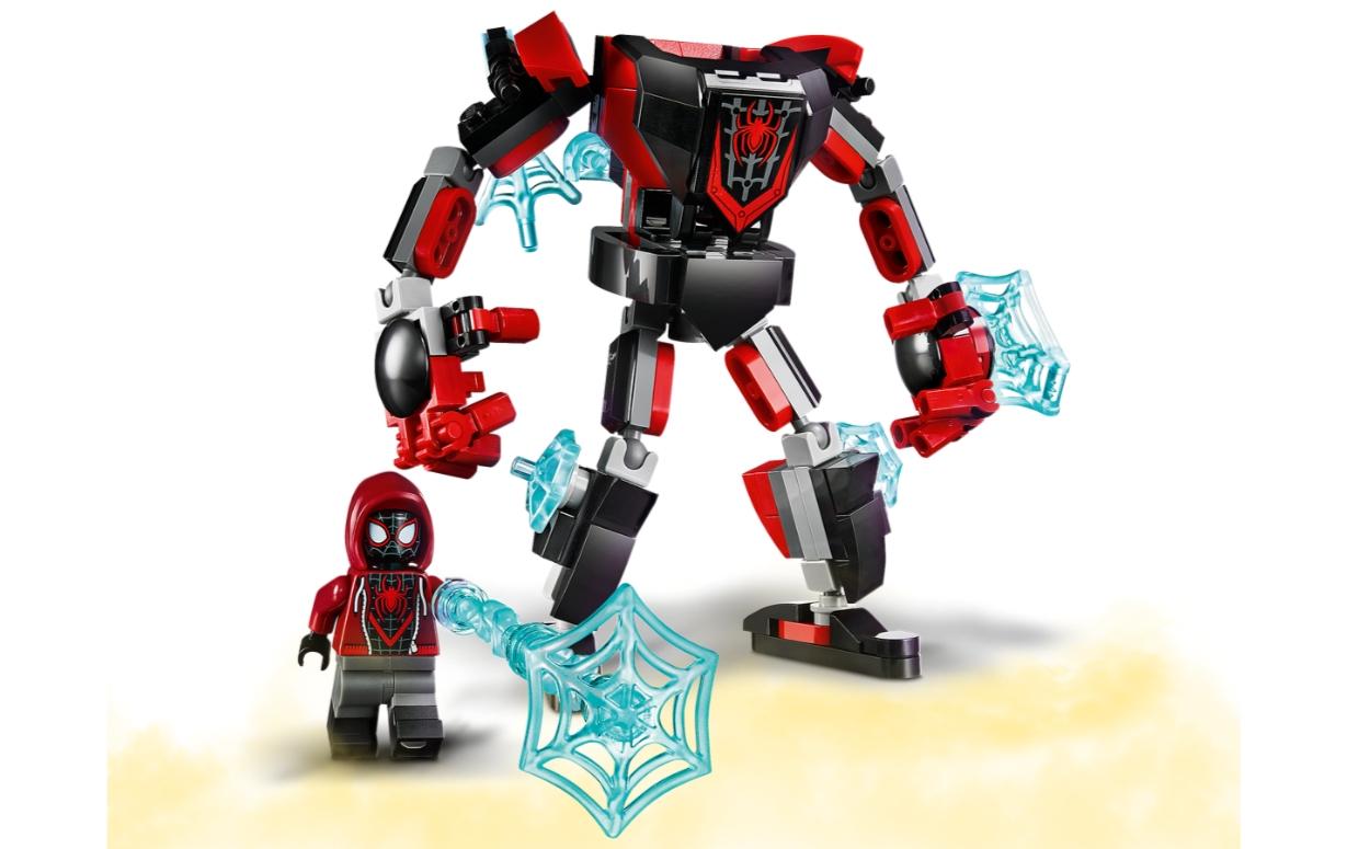 Lego Marvel Super Heroes: Opancerzony mech Milesa Moralesa (76171)