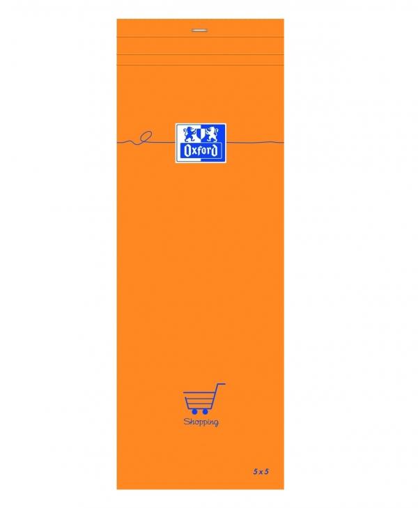Notatnik lista zakupów Oxford Everyday (100106276)