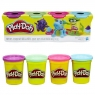 HASBRO PlayDoh 4pak Bright Color (B5517/B6510)