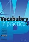 Vocabulary in Practice 4 Intermediate