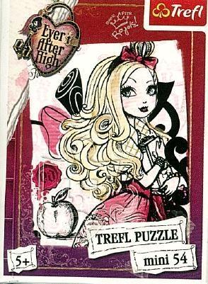 Puzzle Mini Ever After High (Uszkodzone opakowanie) (19476)