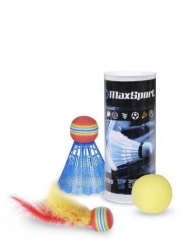 Zestaw do badmintona 3 elementy