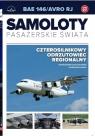 Samoloty pasażerskie świata 27 BAE 146/Avro RJ