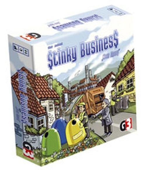 Stinky Business Clean Money