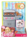 Barbie akcesoria wypoczynkowe: grill (DXB69/DVX48)