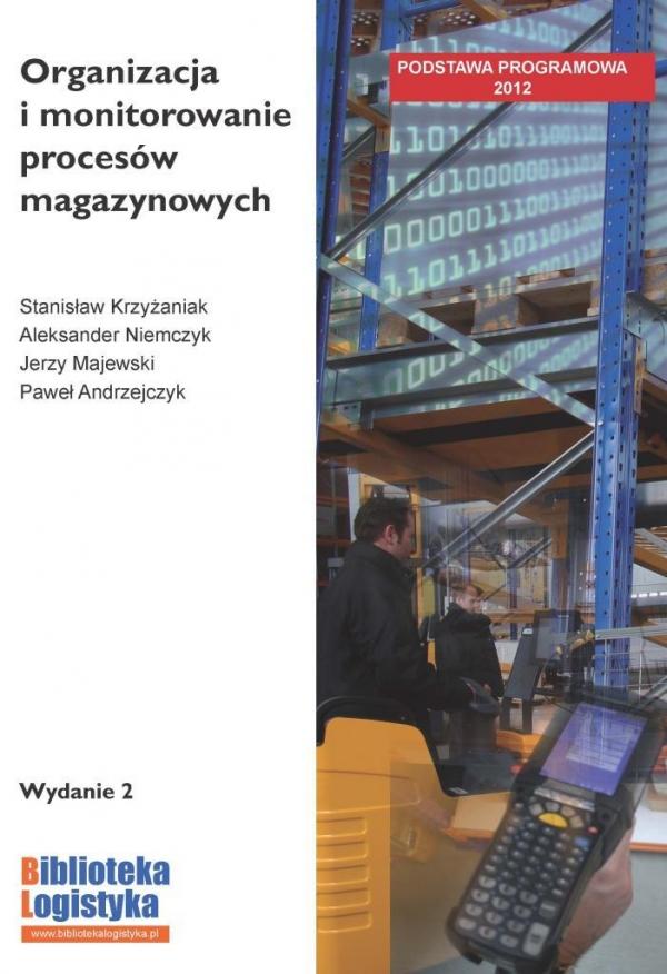 Organizacja i monitorowanie procesów magazynowych St. Krzyżaniak, A. Niemczyk, J. Majewski, P. Andrzejczyk