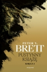 Pustynny książę księga I Peter V. Brett