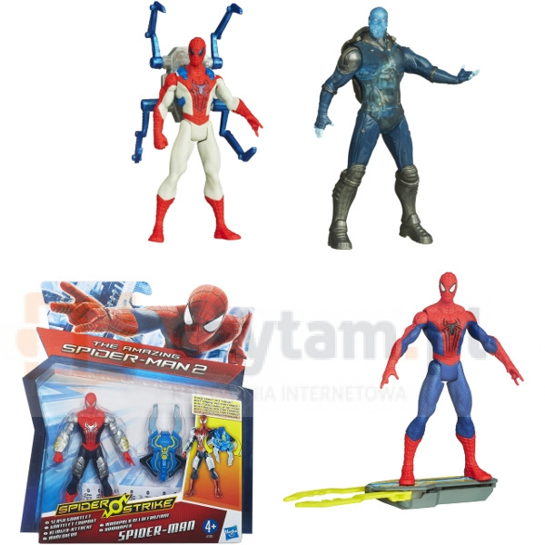 HASBRO Spiderman Fig. 12cm ElectroTech (A5700)