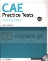 CAE Practice Tests with key bk+CD 2008